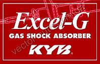 Амортизатор (стойка) передний левый газовый MITSUBISHI Carisma KAYABA Excel-G 334155