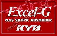 Амортизатор (стойка) передний правый газовый MITSUBISHI Carisma KAYABA Excel-G 334154