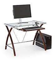 Компьютерные столы из стекла Halmar