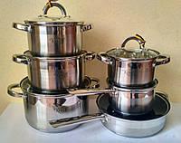 Набор посуды Heilsam Krauff 26-242-008  12 предметов