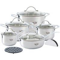 Набор посуды Riviera Krauff 26-157-022 12 предметов