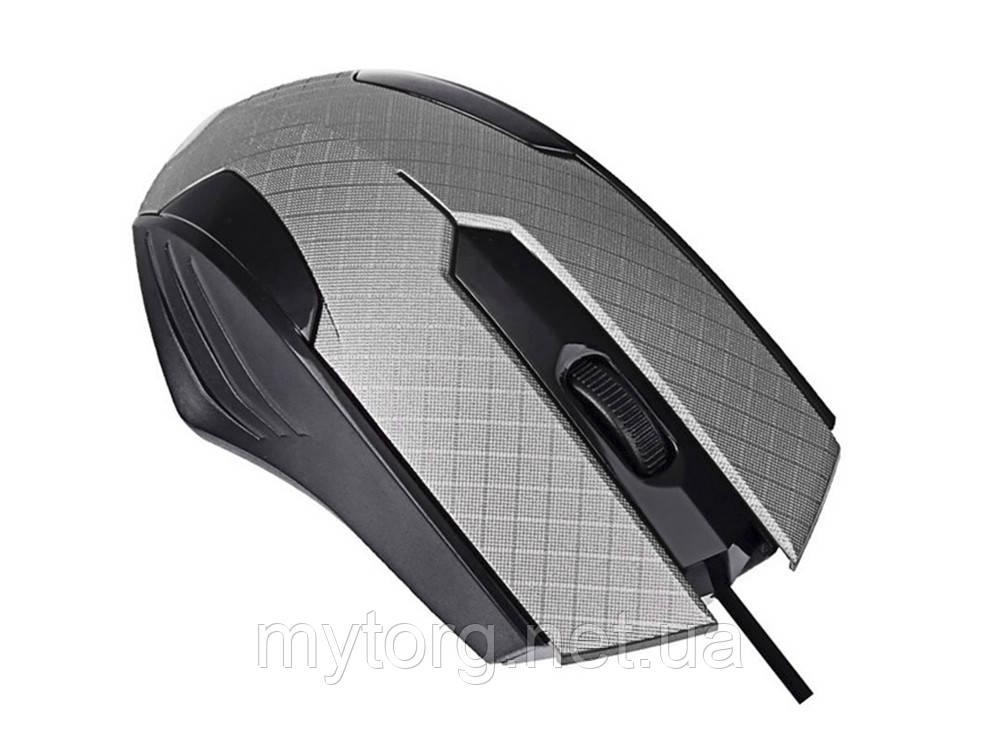 Товар имеет дефект Проводная игровая  мышь USB  Mallom Уценка №289