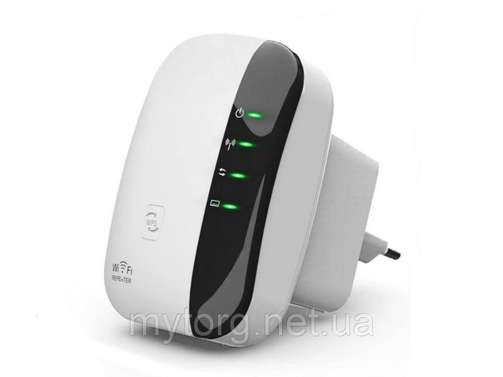 Товар имеет дефект Wi-Fi Repeater, Беспроводной ретранслятор сигнала 300м Уценка №249