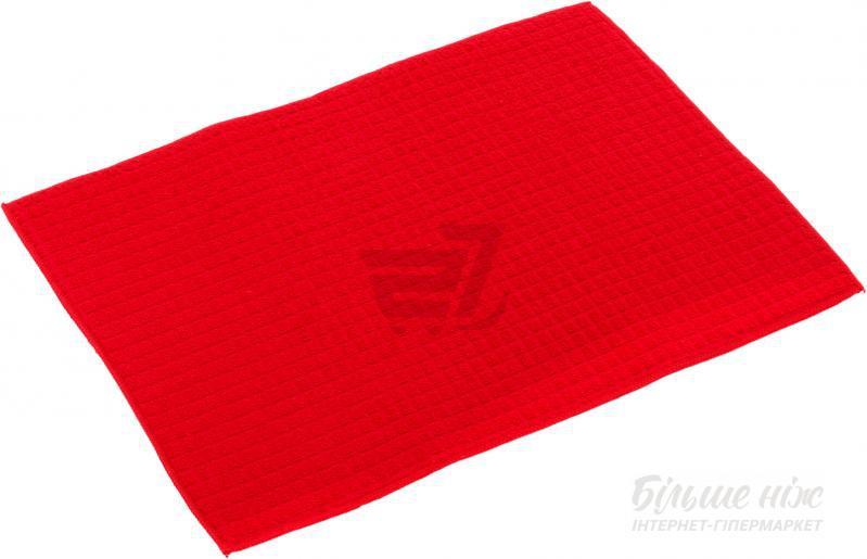 Коврик для сушки посуды Underprice Красный 38x50 см