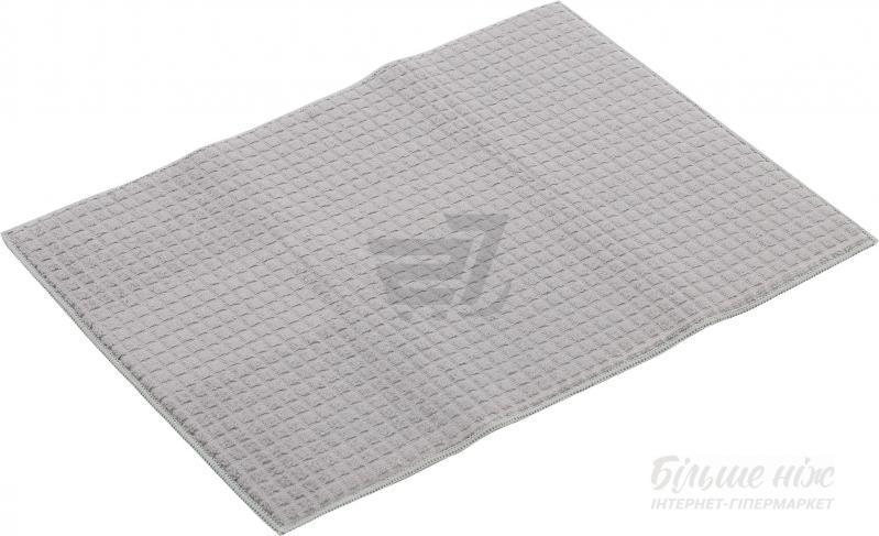 Коврик для сушки посуды Серый 38x50 см
