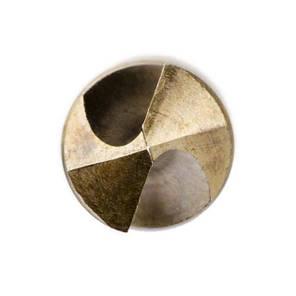 Сверло кобальтовое по металлу 4.2 мм HSS-Co, DIN 338 INTERTOOL SD-5442, фото 2