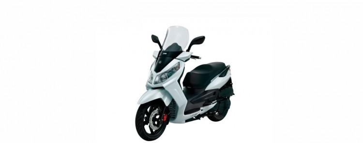 Недорогой скутер для города SYM CITYCOM 300 CBS
