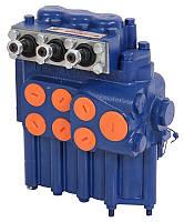 Гидрораспределитель Р-80-3/1-222 Г, Р-80-3/4-222 Г (МТЗ, ЮМЗ, Т-150, ДТ-75, Т-4А)