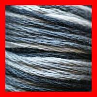 Нитки мулине DMC меланж для вышивания, цвет 53