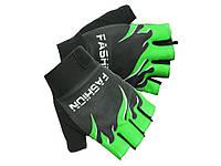 Велосипедные перчатки Outerdo Fashion  Зеленый