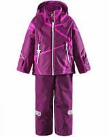 Комплект зимний для девочки Reima Kiddo Kide 523102, цвет 4909