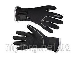 Неопреновые перчатки для дайвинга и подводной охоты 3 мм Размер S