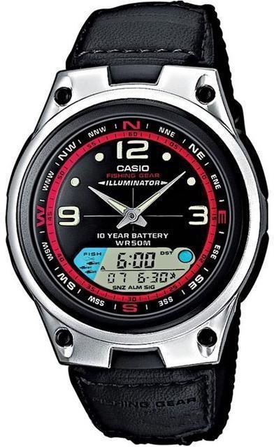 Наручные мужские часы Casio AW-82B-1AVEF оригинал