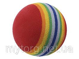 Мячик для собак Радуга