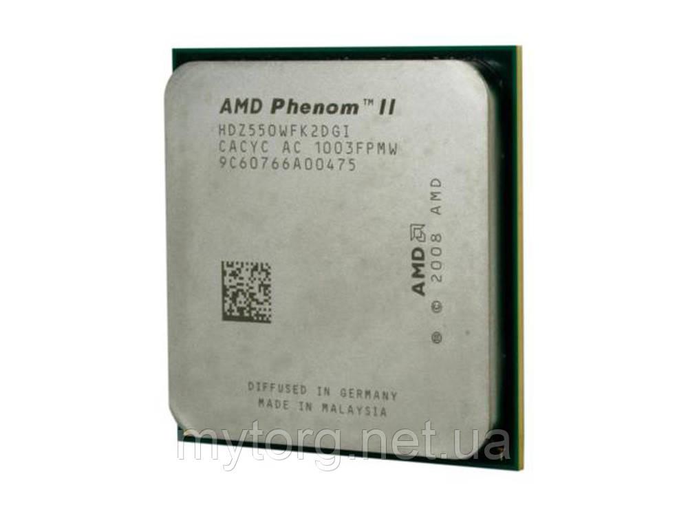 Процессор AMD Phenom II X2 550 (3.1 Ghz) s.AM3/AM2+