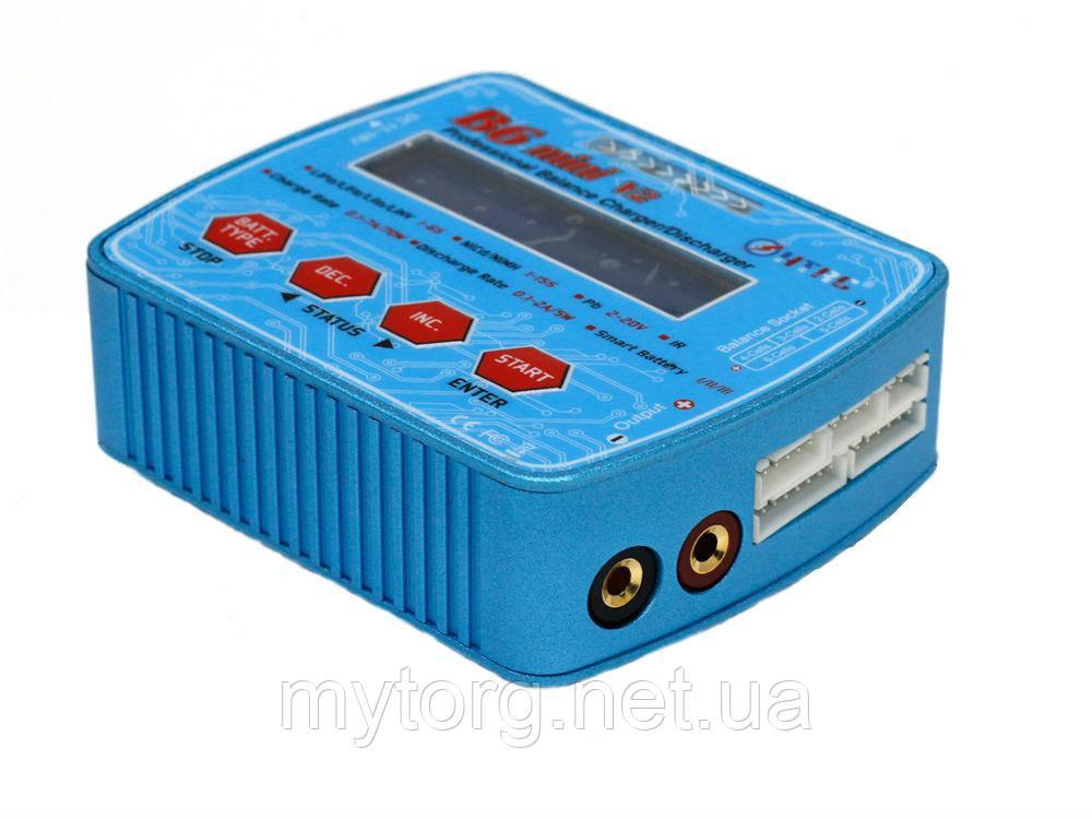 Зарядное устройство HTRC IMAX B6 mini V2 Professional 70Вт