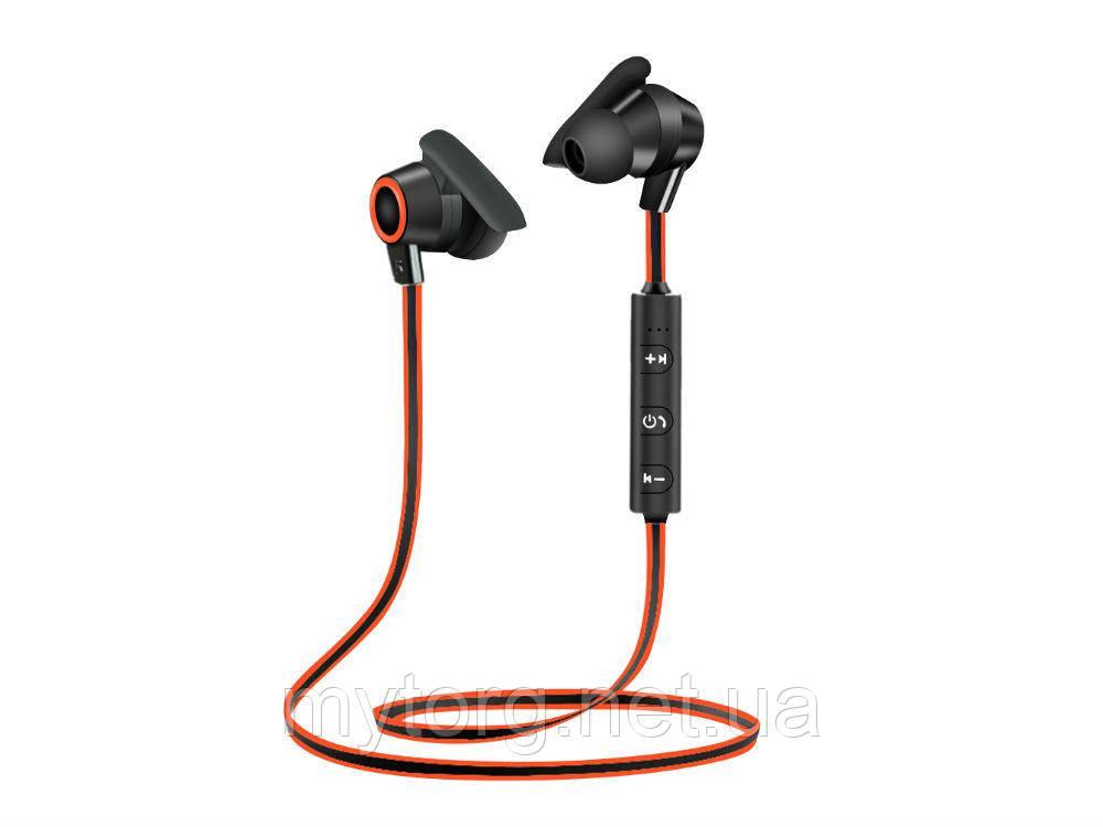 Беспроводная Bluetooth гарнитура Aipal  Красный