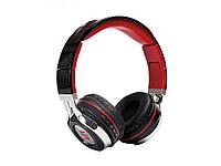 Беспроводная Bluetooth гарнитура Toproad  Черный с красным