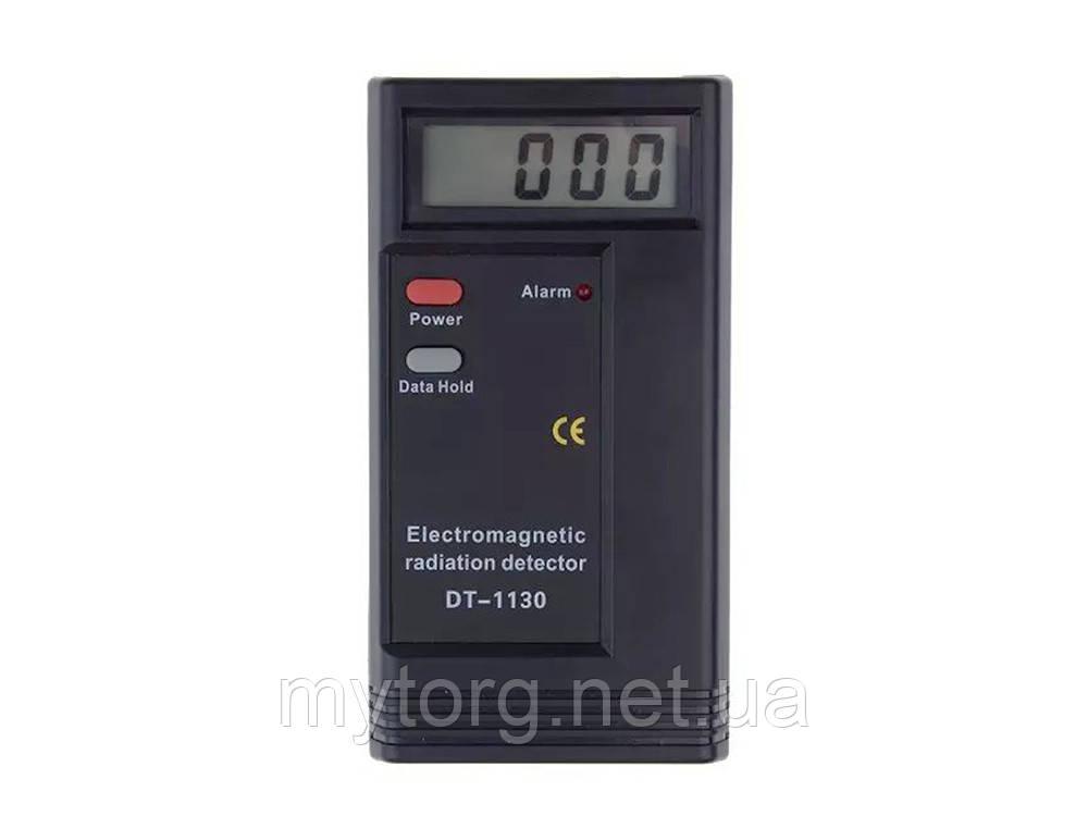 Цифровой тестер электромагнитного излучения DT-1130, фото 1