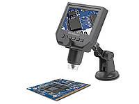 Цифровой электронный микроскоп  1-600x 3.6MP USB