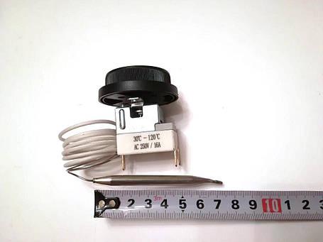 Термостат капиллярный T150 / 16A / Tmax = 120°С / Турция (END), фото 2