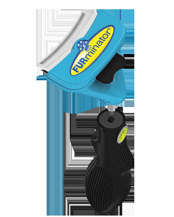 FURminator FURflex M for Medium Breeds фурминатор комбо против линьки для собак средних пород от 9 до 23 кг
