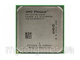 AMD Phenom X4 9100e AM2+ 65вт процессор АМ2+ С Термопастой