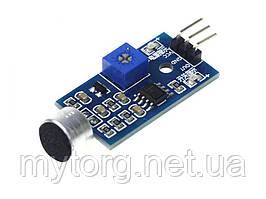 Акустический датчик LM393 для Arduino