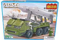 Конструктор Армия COGO 3314