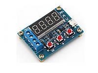 Тестер, измеритель ёмкости аккумуляторов 1V-15V 3A