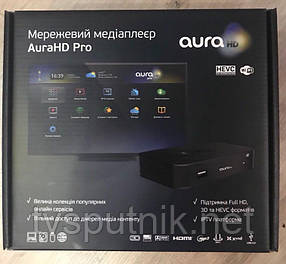 Медиаплеер Aura HD PRO