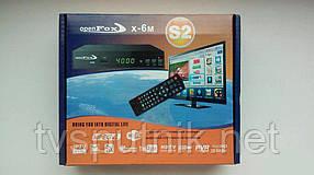 Спутниковый тюнер OpenFox X-6Metal (прошитый с каналами)
