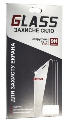 Защитное стекло для LG G6 H870K (0.3 мм. 2.5D)