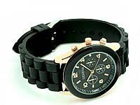 Товар имеет дефект Силиконовые часы GENEVA УЦЕНКА № 163