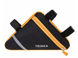 Велосумка подрамная Trinka  Оранжевый
