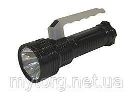 Светодиодный фонарь F180  Черный