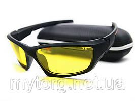 Поляризационные очки Zuan Mei  Стекло Желтое