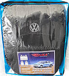 Авточехлы Volkswagen Polo V 2009- (цельная) Nika, фото 2