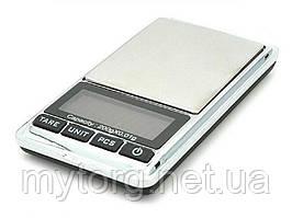 Высокоточные Ювелирные Весы 200гр (0.01гр) Без кожанного чехла