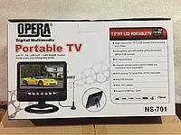 Портативный  телевизор OPERA OP-701