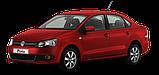 Авточехлы Volkswagen Polo V 2009- (цельная) Nika, фото 10