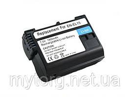 Аккумуляторная Батарея Nikon EN-EL15