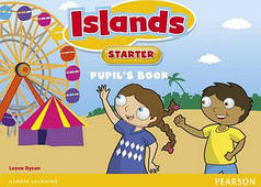 Islands Starter Pupil's Book