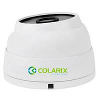 COLARIX Камера AHD наружная COLARIX CAM-DOF-006 1.3Мп, f3.6мм.