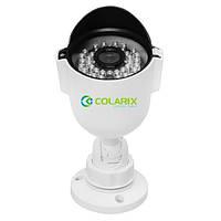 Камера AHD наружная COLARIX CAM-DOF-008 1.3Мп, f3.6мм.
