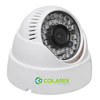Камера AHD внутренняя COLARIX CAM-DIF-006 1.3Мп, f3.6мм.