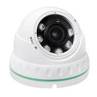PoE IP камера наружная варифокальная COLARIX CAM-IOV-001p 2Мп, f3.6-12мм.