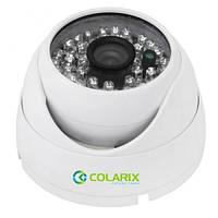 PoE IP камера уличная COLARIX CAM-IOF-009p 1.3Мп, f3.6мм.