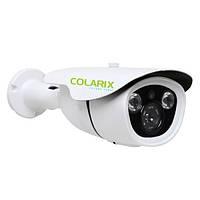 COLARIX IP камера охранного видеонаблюдения COLARIX CAM-IOF-018 2Мп, f3.6мм.