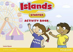 Islands Starter Activity Book with Online Access